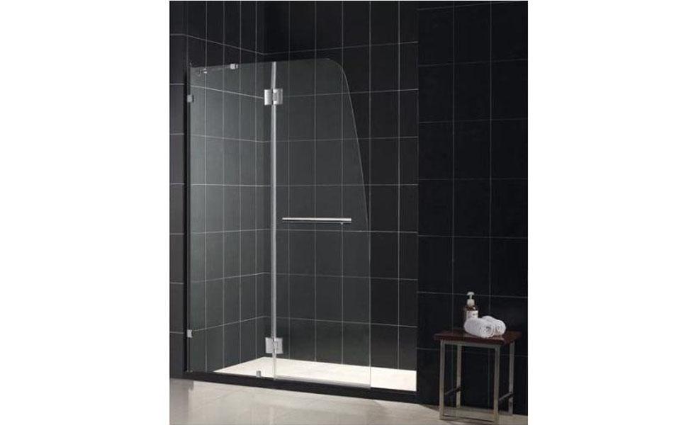 Pivot Glass Doors 6019