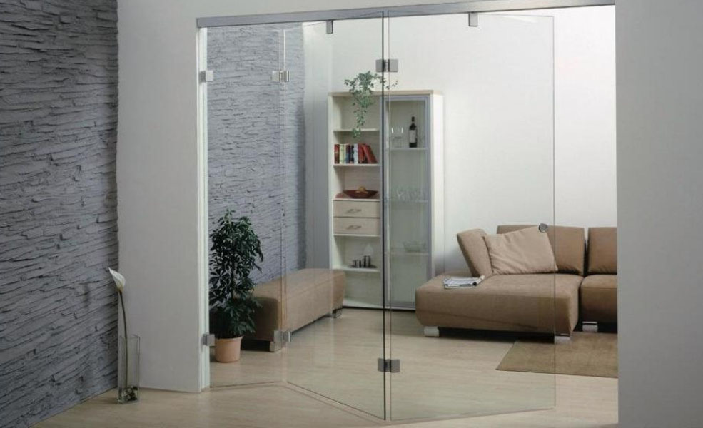 Pivot Glass Doors 6001